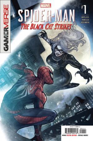 Marvel's Spider-Man - Le casse de Black Cat édition Issues