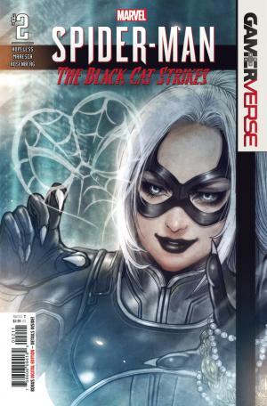 Marvel's Spider-Man - Le casse de Black Cat # 2 Issues