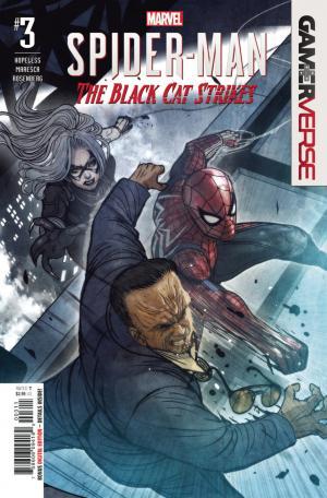 Marvel's Spider-Man - Le casse de Black Cat # 3 Issues