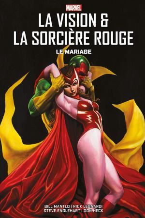 Vision et La sorcière rouge édition TPB Hardcover (cartonnée) - Must Have
