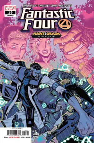 Fantastic Four # 19 Issues V6 (2018 - Ongoing)