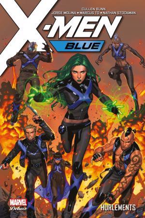 X-Men - Blue 3 - Hurlements