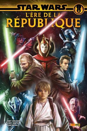 Star Wars - L'ère de la République  TPB hardcover (cartonnée)