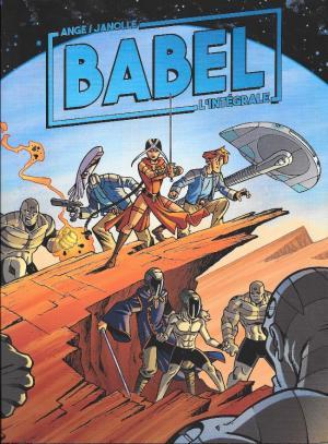 Babel (Ange) édition Intégrale