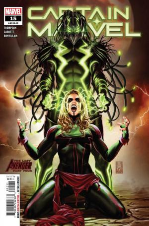 Captain Marvel # 15 Issues V12 (2019 - Ongoing)
