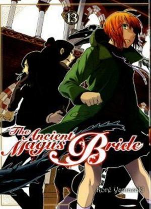 The Ancient Magus Bride 13 Simple