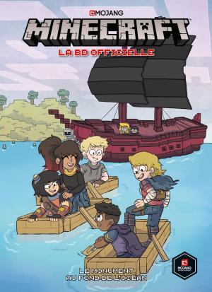 Minecraft - Histoires en blocs 2 - Le monument au fond de l'océan