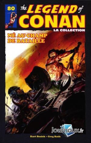 The Savage Sword of Conan 80 TPB hardcover (cartonnée)