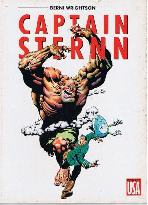 Captain Sternn édition TPB Softcover (souple)