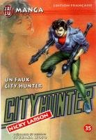 City Hunter - Nicky Larson T.35