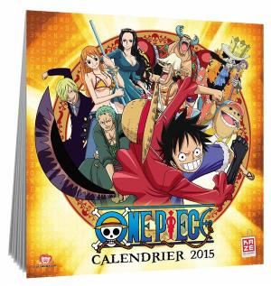 Calendrier One Piece édition 2015