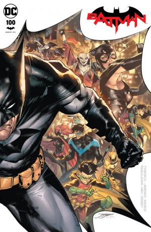 Batman Issues V3 (2016 - Ongoing) - Rebirth 100 Comics