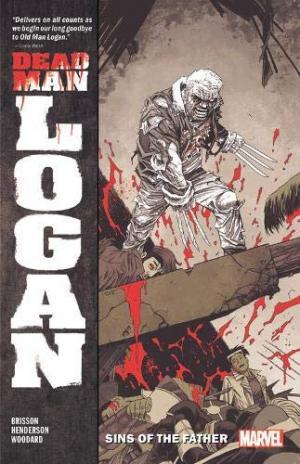 Dead Man Logan édition TPB Softcover (souple)