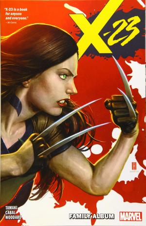 X-23 # 1 TPB Softcover (souple) - Issues V4