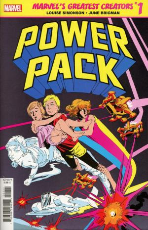 True Believers - Power Pack édition Issues