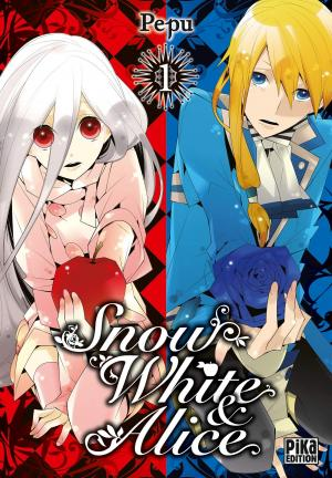 Snow White & Alice 1 simple