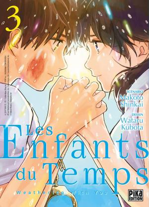 Les Enfants du Temps 3 simple