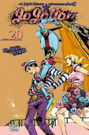 Jojo's Bizarre Adventure - Jojolion 20 Simple