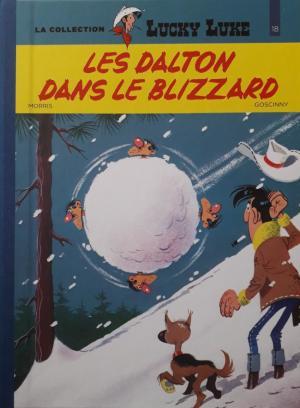 Lucky Luke 18 - Les Dalton dans le blizzard