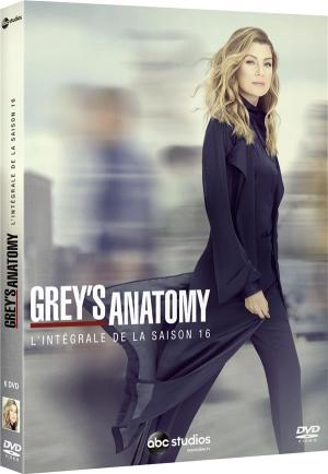 Grey's Anatomy 16 Simple
