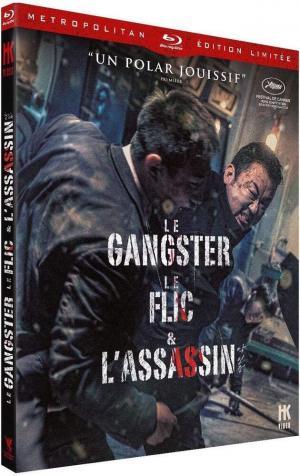 Le Gangster, le flic & l'assassin édition simple