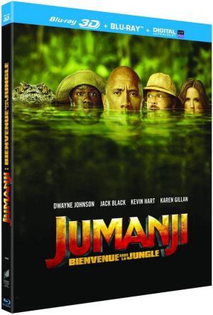 Jumanji : Bienvenue dans la jungle édition simple