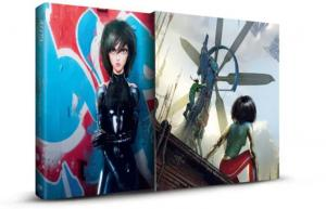 Alita - The art and making of a movie édition Limited Harcover Edition