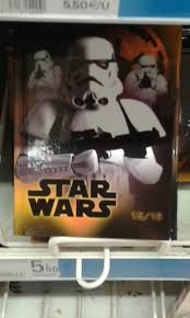 agenda star wars 2015-2016 édition TPB Softcover (souple)