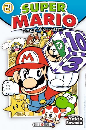 Super Mario 21 Manga adventures