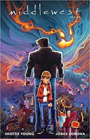 Middlewest édition TPB softcover (souple)