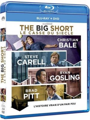 The Big Short : le Casse du siècle édition combo