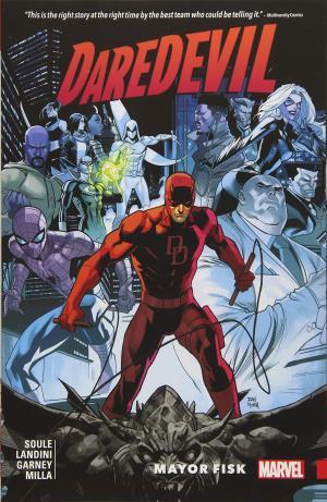 Daredevil 6 - Mayor Fisk