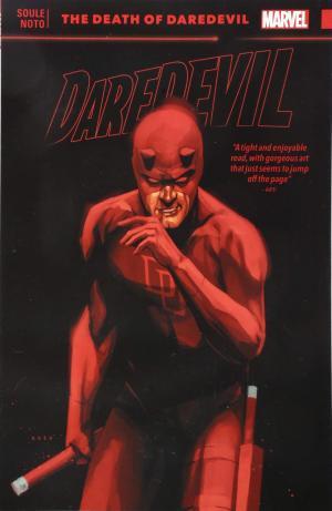 Daredevil 8 - The Death of Daredevil