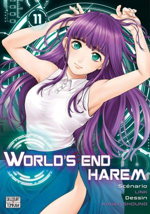World's End Harem 11 Simple