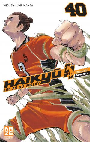 Haikyû !! Les as du volley 40 simple
