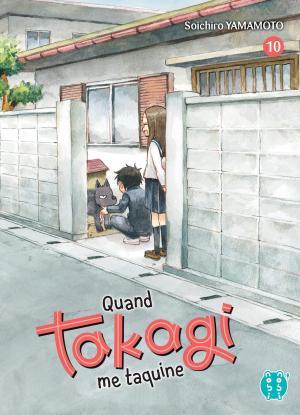 Quand Takagi me taquine 10 Manga