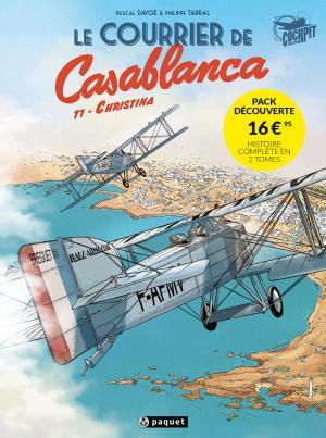 Le courrier de Casablanca édition Pack découverte 2021