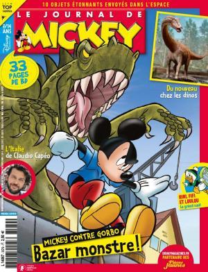 Le journal de Mickey 3579 Simple