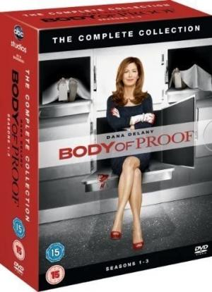 Body of Proof édition Intégrale