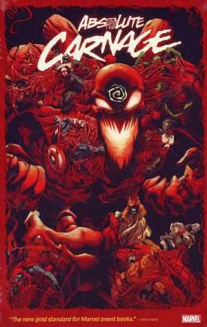 Absolute Carnage édition TPB Hardcover (cartonnée) - Omnibus