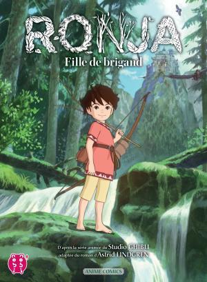 Ronja, fille de brigand 1 simple