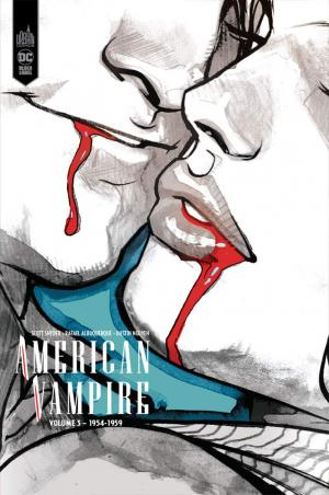 American Vampire - The Long Road To Hell # 3 TPB Hardcover (cartonnée) - Intégrale