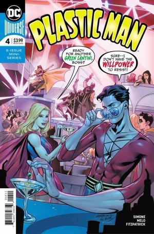 Plastic Man # 4 Issues V5 (2018)