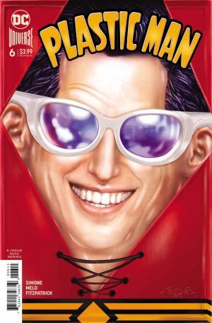 Plastic Man # 6 Issues V5 (2018)