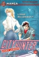 City Hunter - Nicky Larson T.28