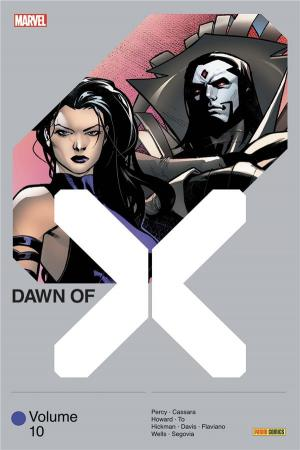 Dawn Of X 10 Softcover (souple)