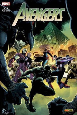 Avengers 12 Softcover V2 (2020 - En Cours)