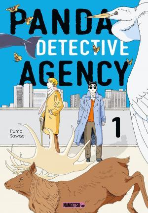 Panda Detective Agency #1