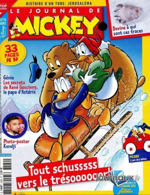Le journal de Mickey 3580 Simple