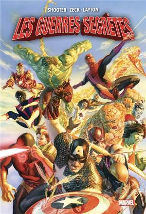 Les Guerres Secrètes  TPB Hardcover (cartonnée) - Marvel Deluxe